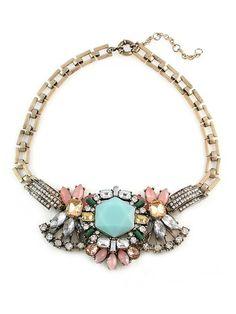 Paradise Bib Necklace