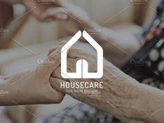 House Care Logo by MLJ studios on @creativemarket