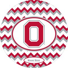 Makit Personal | Ohio State Plate 2