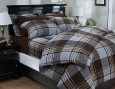 Pinzon 160-Gram Yarn-Dyed Flannel Twin Duvet Cover, Hyde Park by Pinzon by Amazon.com, http://www.amazon.com/dp/B0014A6NTM/ref=cm_sw_r_pi_dp_oNW.rb1EM1J6Q