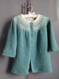 Ravelry: Myriahann's Icelandic Maren Sweater #knit