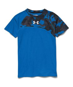 Another great find on #zulily! Under Armour® Snorkel Kalamo Tee - Boys by Under Armour® #zulilyfinds