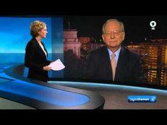 Ischinger, Chef Münchner Sicherheitskonferenz  im Gespräch mit Caren Mio...
