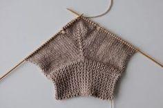 How to knit fingerless gloves Baby Knitting Patterns, Crochet Gloves Pattern, Crochet Mittens, Mittens Pattern, Crochet Slippers, Knitting Stitches, Knit Crochet, Fingerless Gloves Knitted, Wrist Warmers