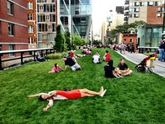 Highline! definitely one of my favorite places in NYC