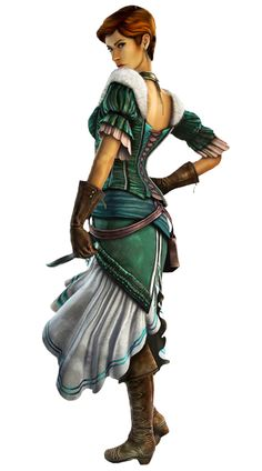 assassin's creed  black flag  lady black  | размер при предпросмотре другое ...
