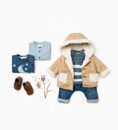 Shop by Look - MINI | 0 - 12 meses - CRIANÇAS | ZARA Portugal