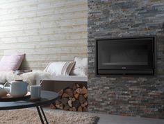 Fir panels near the fireplace Pin Maritime, Pvc, Living Room, Design, Home Decor, Fireplaces, Future, Decoration, Inspiration