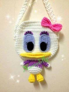 Knitting Child Bag Models – Knitting And We Crochet Handbags, Crochet Purses, Crochet Dolls, Knit Crochet, Crochet Wallet, Crochet Backpack, Crochet Gifts, Crochet Disney, Crochet Designs