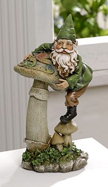 One of the very best gnomes I have ever seen.