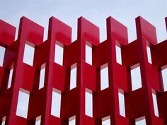 Imagem 28 de 29 da galeria de Clássicos da Arquitetura: Hotel Camino Real de Polanco / Ricardo Legorreta. © flickr kieranmcglone