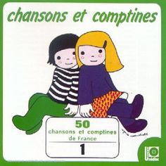 Done :) July 12th 2012 :) Bibliothèque de Saint-Doulchard - 50 Chansons et comptines de France, vol. 1 (got it from the library - my daughter loves the songs!)