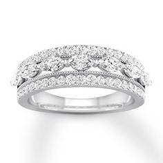 14 Best Ring Images White Gold Rings Fashion Rings Diamond