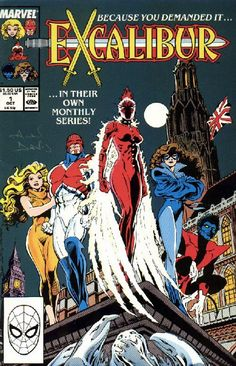 Post Phoenix-Saga [Appearance: Uncanny X-Men #138 (1980) to Uncanny X-Men #200 (1985)] With the departure of the grieving Cy...