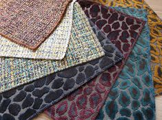 Exciting new velvets for winter Exciting News, Renaissance, Bohemian Rug, Fabrics, Velvet, Rugs, Antiques, Winter, Beautiful