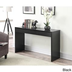 Convenience Concepts Northfield Hall Console   Overstock.com Shopping - The Best Deals on Coffee, Sofa & End Tables