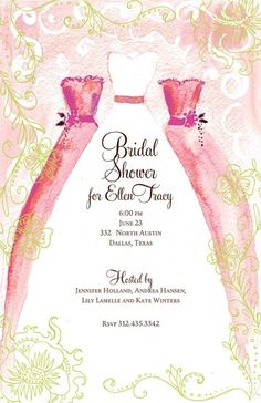 what an elegant bridal party design. the colors are gorgeous. really like the different shades of pink and the green floral design.