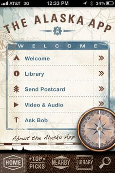 The Alaska App. I live in Alaska and if you live or travel here, you'll want this app.