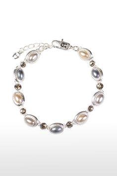 Vendome Sparkle Stone bracelet by Etienne Aigner.