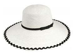 Ethical Bardot panama hat by Pachacuti - Made by a certified Fair Trade organisation