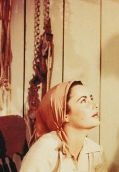Elizabeth Taylor ~ Giant, 1956
