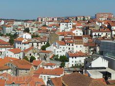 Coimbra rooftops