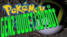 Pokemon GO GEN2 Turun pokeja