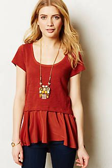 West End Top #anthropologie $48.00