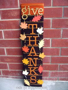 28 great thankful project ideas