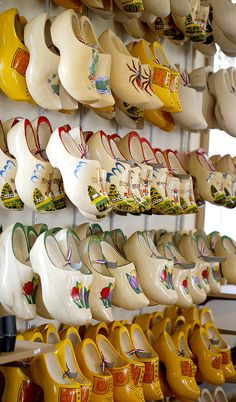 wooden shoes // Windmill Island // Holland Michigan