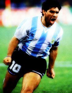 Gooooooool Maradona !