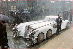 Captain Nemo's car was so cool.