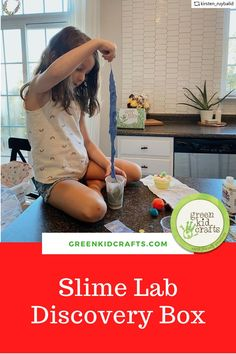 We love it when your cute slime monsters come to life. And who doesn't like a good slime activity? And did we mention that we have our Slime Lab Box back ny popular demand? #discoveryboxes #subscriptionbox #subscriptionboxes #subscriptionboxforkids #education #kidscraftsideas #funcrafts #craftykids #craftsforkids #kidsplayandlearn #homeschooling #