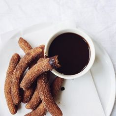 Hanukkah Churros