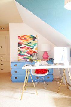Get the look of campaign furniture with these easy hacks on our Style Spotters blog: http://www.bhg.com/blogs/better-homes-and-gardens-style-blog/2014/07/29/get-the-look-campaign-furniture?socsrc=bhgpin080714campaignfurniture