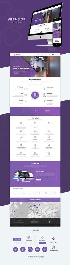 Web Sun Group Web Design websungroup.com