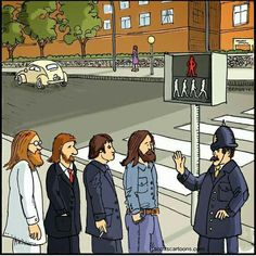 Finde eine neue Version: The Beatles - Abbey Road - Cover - NOX Archiv - Forum Beatles Funny, The Beatles 1, Beatles Art, Abbey Road, Pop Rock, Rock And Roll, Liverpool, Penny Lane, Iconic Photos