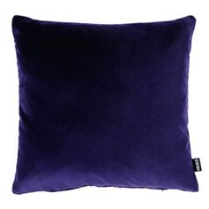 Soho at Heal's Designers Guild Varese Violet Cushion