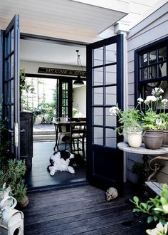 Beautiful vintage-inspired home - Homes, Bathroom, Kitchen & Outdoor | Home Beautiful Magazine Australia