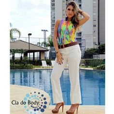Body Plumé look the day