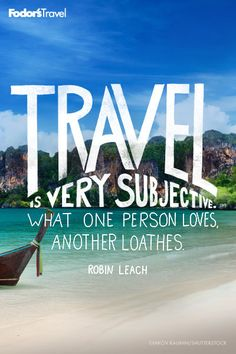 Travel wherever you love.