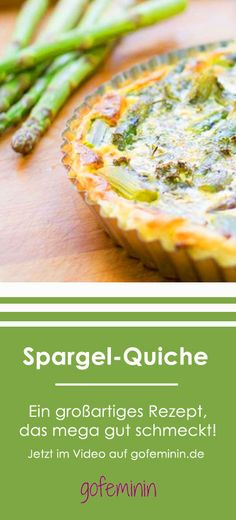 Suuuper lecker! Quiches, Kitchen Stories, Yams, Salmon Burgers, Great Recipes, Bakery, Cooking, Ethnic Recipes, Blog