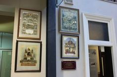 some of the certificates in our collection