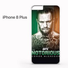 834590b081c Conor McGregor UFC iPhone 8 Plus Case