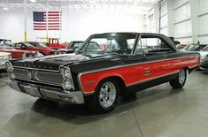 65 Plymouth Sport Fury 426ci Max-Wedge #performancebikeproducts