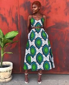 African Inspired Fashion, Latest African Fashion Dresses, African Dresses For Women, African Print Fashion, African Attire, African Wear, African Women, Ankara Fashion, Africa Fashion