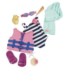 Our Generation Regular Outfit - Bathing Suit