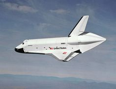 Space Shuttle Enterprise - The first Space Shuttle