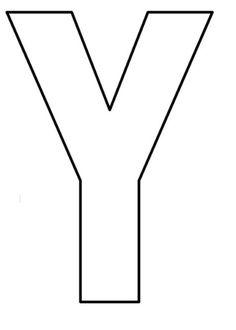 Alphabet Letter Templates, Alphabet Letter Crafts, Alphabet Writing, Alphabet Stencils, Printable Letters, Farm Animal Coloring Pages, Alphabet Coloring, Monogram Letters, Letters And Numbers