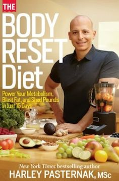 """drink three smoothies and a few crunchy snacks (hummus and carrots, crackers with turkey) for the first five days. Then, for the next 10, gradually start working meals back in, replacing one smoothie with a meal at first, then two, and finally all three. The idea is to """"reset your metabolism, digestion and palate,"""" Pasterak says. And, of course, you'll also drop some weight in the process."""